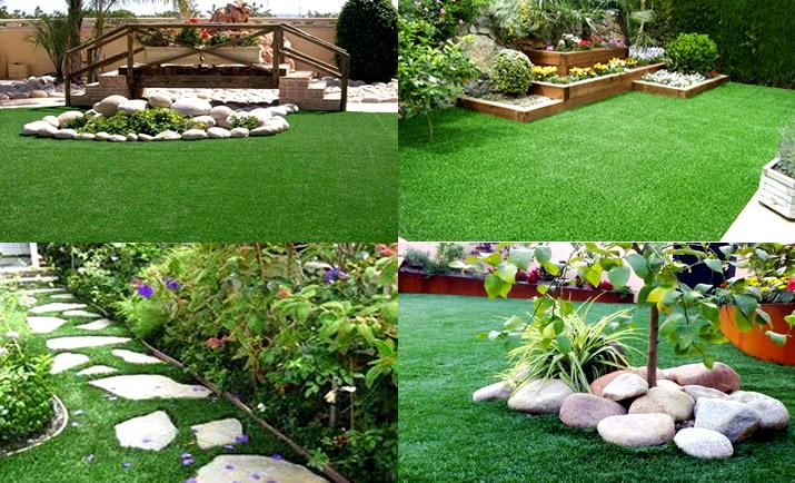 Grass sint tico para jardines en lima y todo peru 355 8404 for Tipos de cesped para jardin